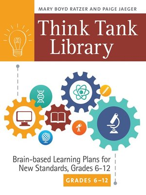 cover image of Think Tank Library